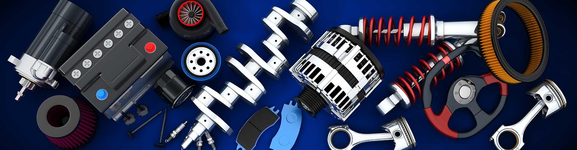 automotive parts consulting